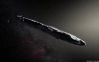 Астрономы рассказали откуда прилетел межзвездный астероид Оумуамуа