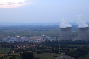 Во Франции произошел пожар на АЭС Боже