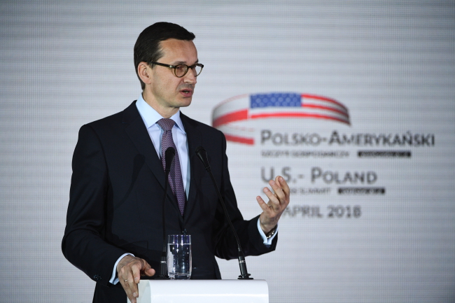 Прем'єр Польщі: Польська економіка зміцнюється