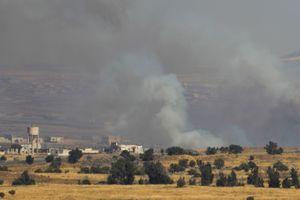 Израиль жестоко наказал Сирию за шальные снаряды войск Асада