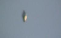 Появилось видео НЛО, распыляющего ядовитые вещества в Чили