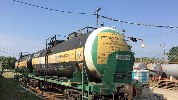 Дефіцит сірчаної кислоти вдарить по промисловості та українцям, – Укрпромзовнішекспертиза
