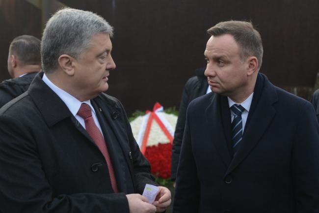 Порошенко запропонував збільшити чисельність польського представництва в СММ ОБСЄ