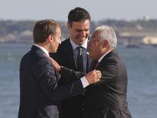 Макрон, Санчес и Кошта хотят увеличить экспорт сжиженного природного газа
