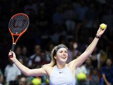 Свитолина претендует на звание любимицы поклонников тенниса