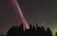 Ученые не смогли объяснить атмосферный феномен Стив