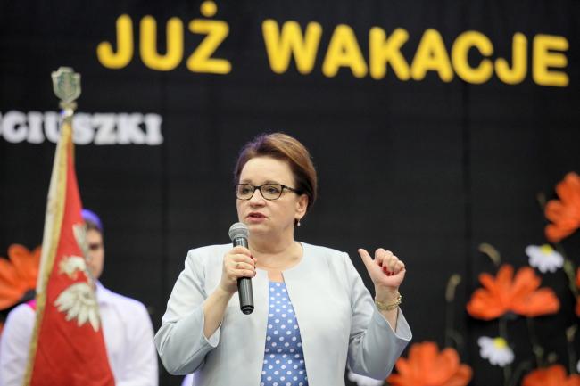 Міністр освіти підбила підсумки реформ
