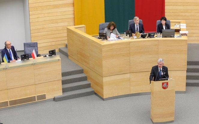 Голова Сенату Польщі: Замах на незалежність України - це замах на нашу безпеку