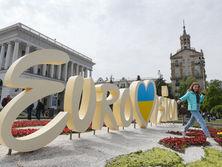 Евровидение 2017 проходило в Киеве с 9-го по 13 мая