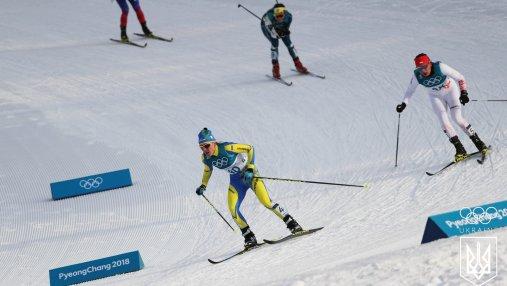 Олимпиада-2018: украинские лыжницы не прошли в четвертьфинал заездов