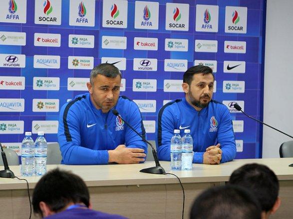 Гурбан Гурбанов наказал двух футболистов «Они допустили ошибки»