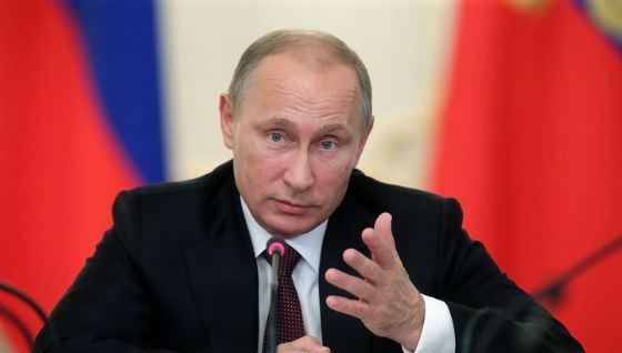 Путин: То, что делает Саакашвили, – это плевок в лицо грузинского и украинского народов