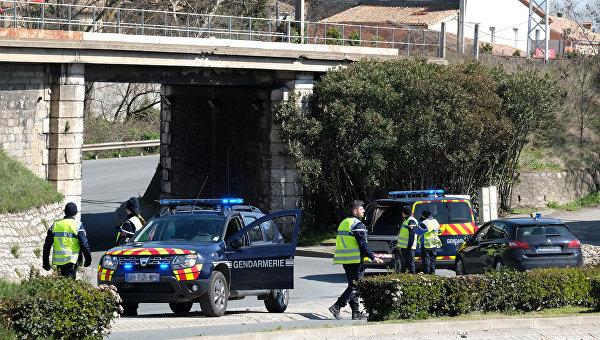 Появились подробности захвата заложников во Франции