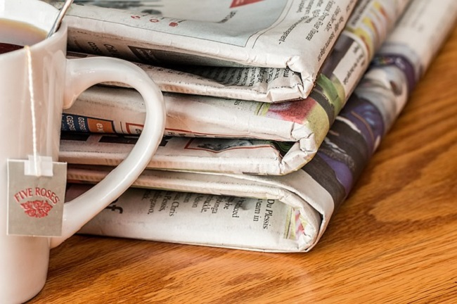 Just over half of Poles read newspapers every day: report