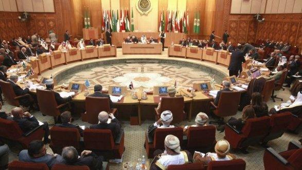 Экстренное заседание Лиги арабских государств
