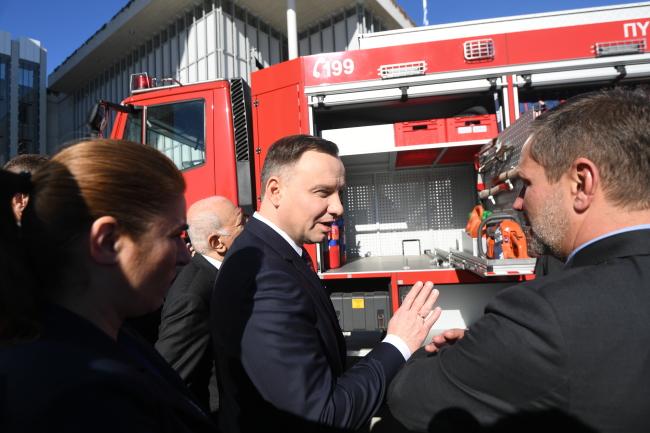 Польша и Греция стремятся расширить торгово-экономическое сотрудничество