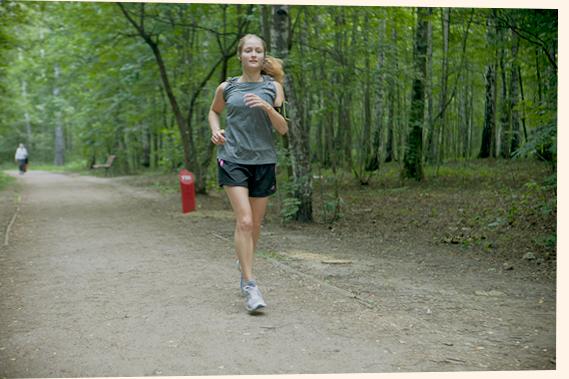 Супрун рассказала о влиянии бега на продолжительность жизни