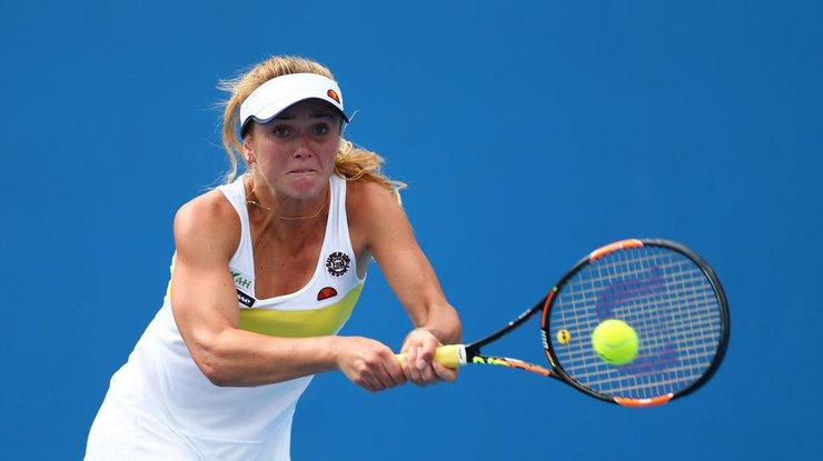 Свитолина вышла в полуфинал теннисного турнира в Риме