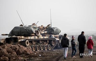 Война Турции против курдов в Сирии. Главное