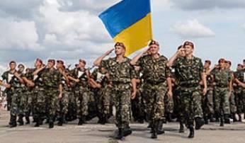 У військовому параді в Києві візьмуть участь понад 230 військовослужбовців іноземних держав