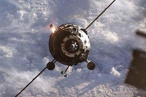 В Тихом океане затопили космический грузовик Прогресс
