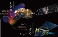 Япония запустила искусственный спутник с ионным двигателем