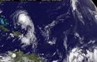 NASA показало на видео рождение урагана Мария