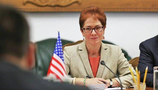 Посол США озвучила общую сумму военной помощи Вашингтона Киеву