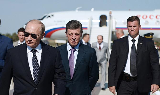 МИД Украины направил РФ ноту протеста за визит Путина в Крым