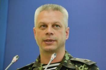 Шість українських військових поранені в АТО за добу