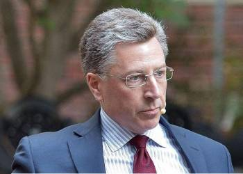 U.S. Special Rep for Ukraine Volker to meet with Russian rep in Minsk on Monday