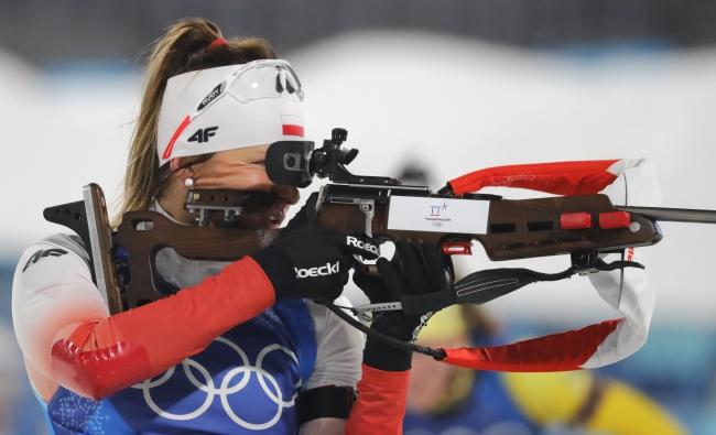 Winter Olympics: Polish women seventh in biathlon relay