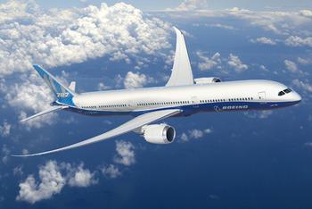 Новая авиакомпания SkyUp подписала контракт с Boeing на производство пяти самолетов 737 MAX на $624 млн