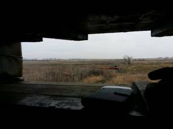 В зоне АТО в воскресенье зафиксировано 5 случаев нарушения перемирия, один военнослужащий ранен – штаб