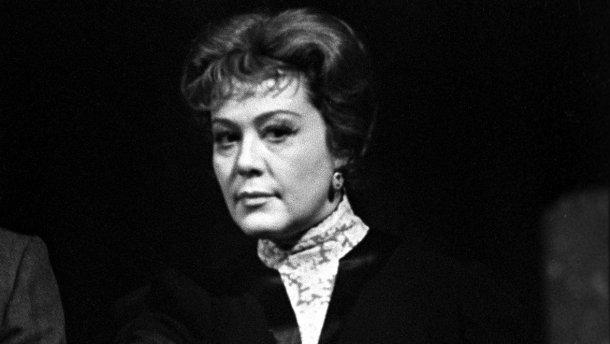Померла популярна радянська актриса