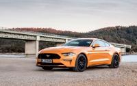 Ford Mustang третій рік поспіль залишається бестселером серед спортивних купе
