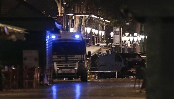 Опубликованы первые фотографии совершивших теракты в Испании