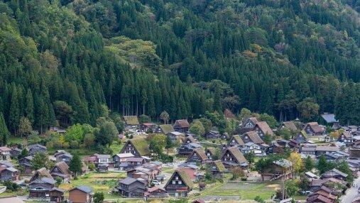 Жилищный кризис в Японии: как выглядят дома, которые раздают даром