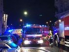 В центре Праги горел отель: два человека погибли, девять пострадали. ФОТО