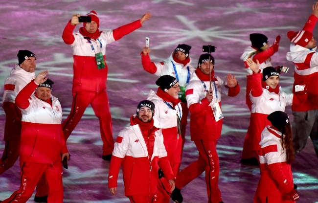 Winter Olympics end, Poland take home two medals