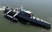 ВМФ США получил самый большой в мире беспилотный корабль