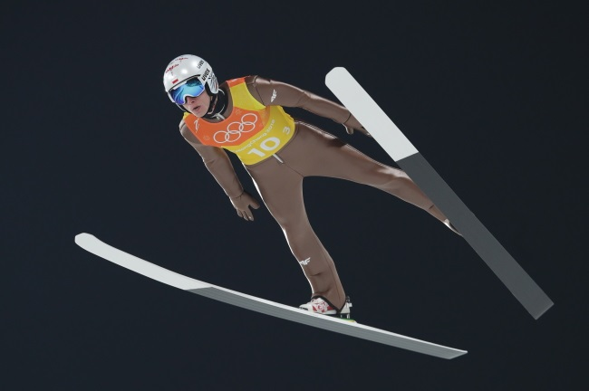 Winter Olympics 2018: Polish ski jumpers take bronze in team competition