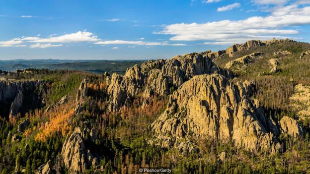 A colossal secret in the Black Hills