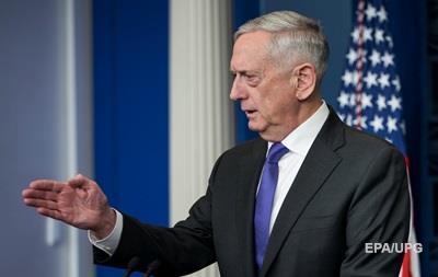 Мэттис: Россия и Китай решили быть соперниками США