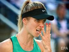 Свитолина преодолела третий круг турнира в Цинциннати