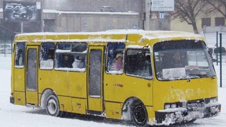 Проезд в маршрутках снова подорожает