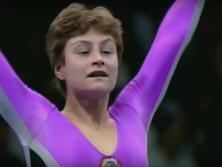 Шушунова выиграла абсолютное первенство на Играх в Сеуле 1988 года