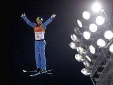 Абраменко стал первым мужчиной, который выиграл золотую медаль на Зимних Олимпийских играх за всю историю независимой Украины