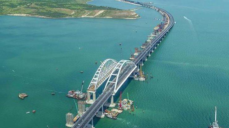 Украина требует деньги за Керченский мост