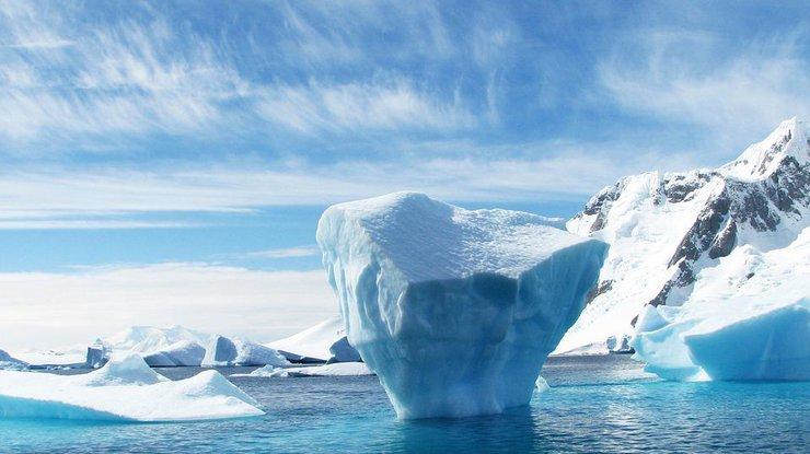В Антарктиде исчезнет солнце